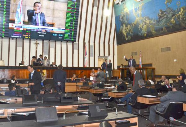 Assembleia Legislativa da Bahia aprova projeto que trata de reajuste nas taxas cartorárias