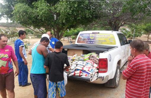 Brumado: Alimentos arrecadados no Amarok In Tour são doados