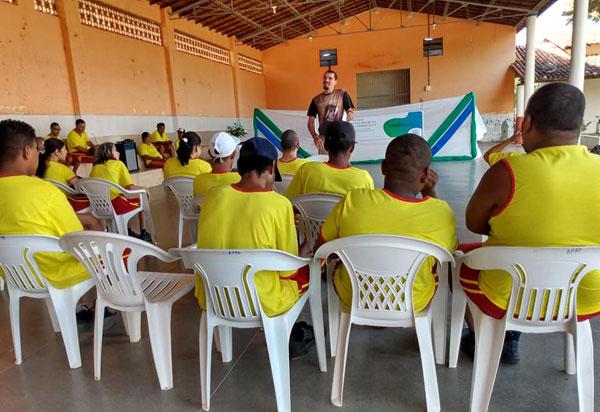 Brumado: semana da Família foi celebrada na Apae