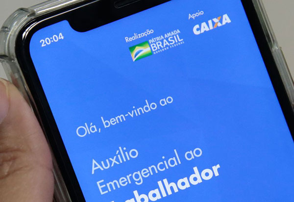 Caixa paga auxílio emergencial a nascidos em julho