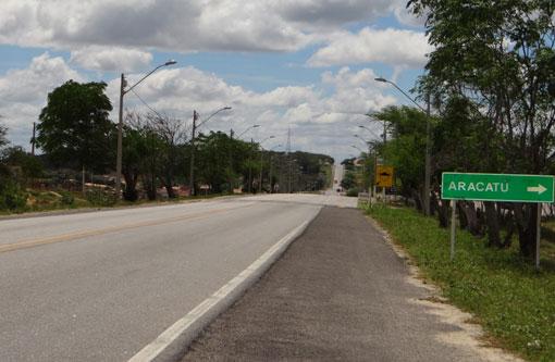 Aracatu: Registrado o segundo homicídio de 2014