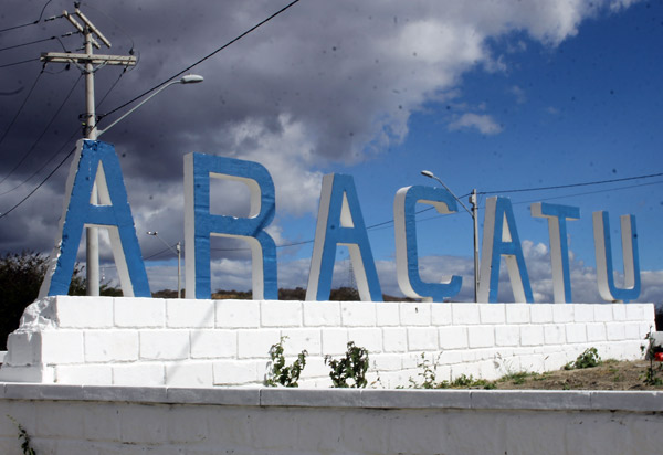 Chuvas intensas podem ocorrer em Aracatu neste final de semana, segundo INMET