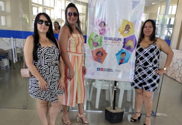 Aracatu: profissionais das áreas de Educação, Assistência social e Saúde participaram da Formação BPC em Conquista
