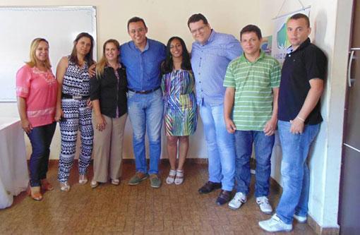 Aracatu: Representantes da Gestão visitam Licínio de Almeida