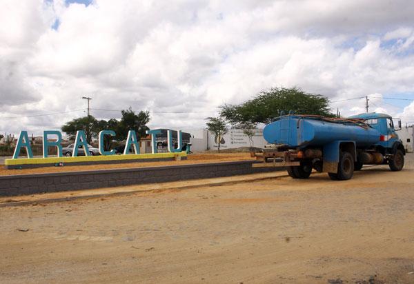 Aracatu: Defesa Civil Nacional reconhece situação de emergência por conta da seca