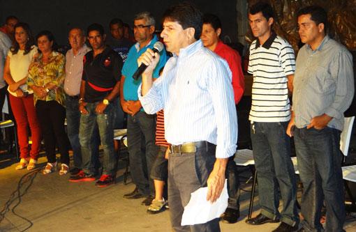 Aracatu: Foi realizado 1º Festival de Terno de Reis