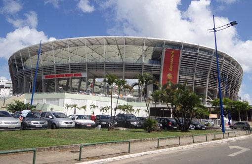 Salvador deve repetir esquema de segurança usado na Copa das Confederações