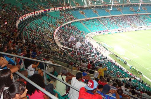 Grupo de Combate à Violência nos Estádios critica projeto de João Bonfim aprovado na AL-BA
