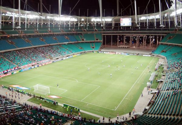 Copa América: Brasil jogará no dia 18 de junho em Salvador, na Arena Fonte Nova