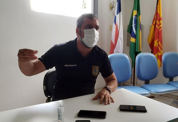 Brumado: Delegado alerta que quem for conduzido a delegacia por desrespeitar o toque de recolher responderá na justiça
