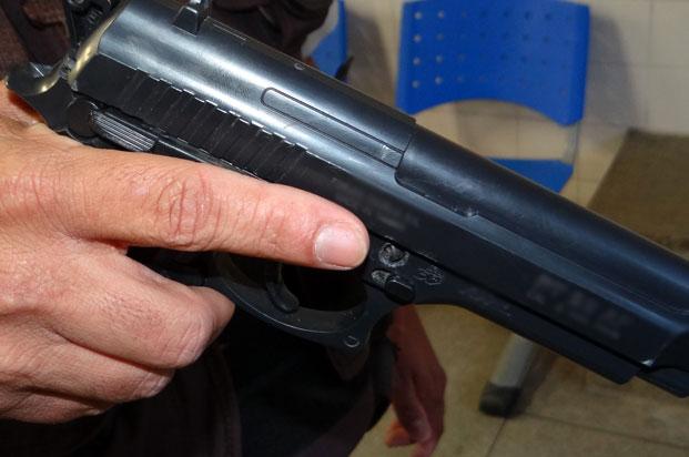 Liminar autoriza porte de arma para todas as guardas municipais