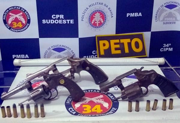 Brumado: Polícia Militar divulga imagens da viatura alvejada em confronto que terminou com a morte de três indivíduos