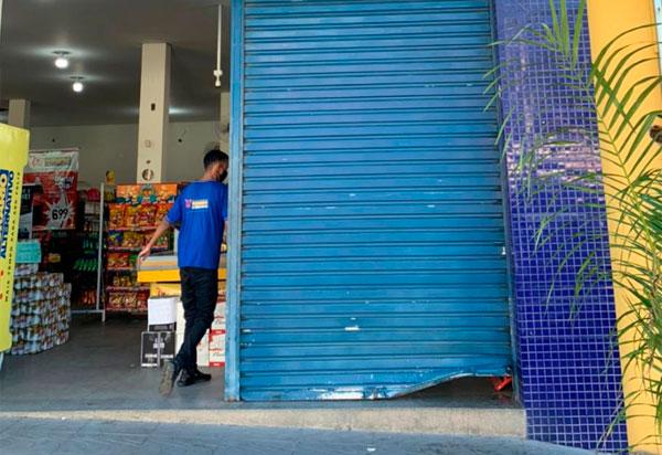 Brumado: Acusados de arrombamentos no centro da cidade são presos