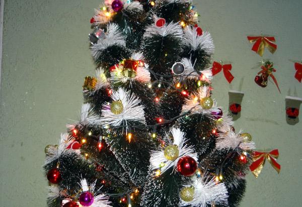 Coelba: decoração natalina exige cuidados com a segurança