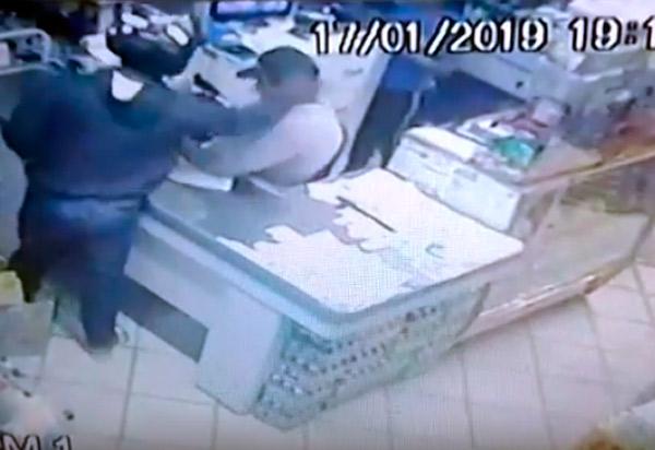 Barra da Estiva: criminoso agride funcionário de estabelecimento comercial e rouba dinheiro do caixa