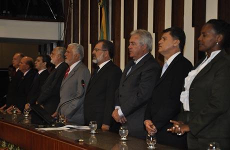 ASSEMBLEIA LEGISLATIVA DA BA RETOMA ATIVIDADES