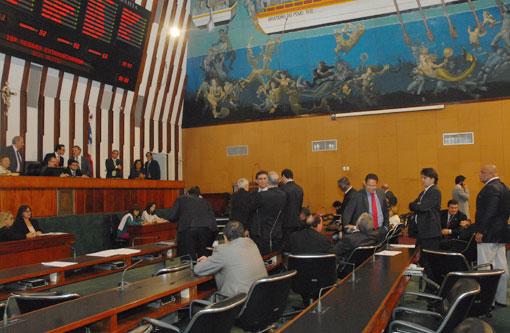 Legislativo baiano retoma os trabalhos após recesso