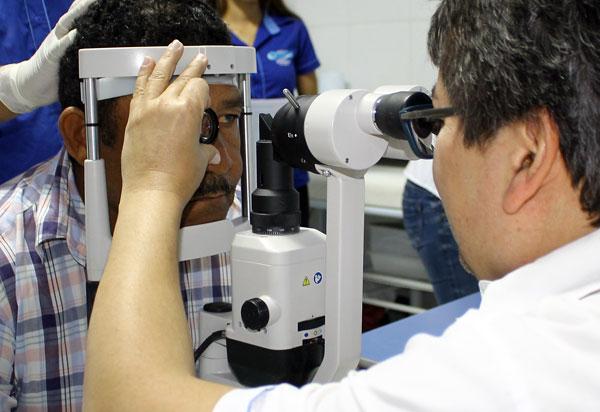Aracatu: acompanhamento dos pacientes com diagnóstico de glaucoma será no dia 07 de maio, no Centro de Saúde