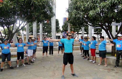 Brumado: SESAU lança Programa 'Domingo em Movimento'