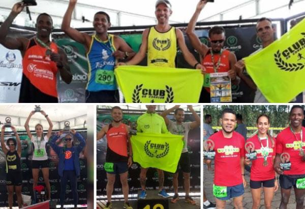 Atletas brumadenses obtém êxito na competição Calangos Eco Trial 2018 em Conquista