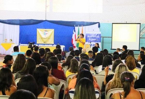 MPEduc: Segunda audiência pública do projeto foi realizada em Tanhaçu (BA)