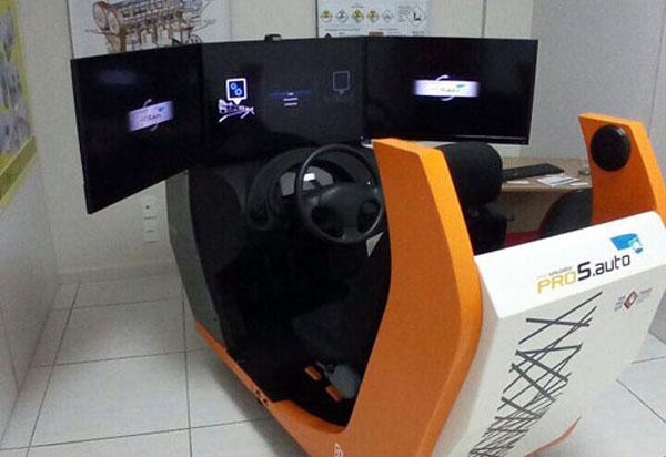 Uso de simulador para obtenção de CNH será facultativo