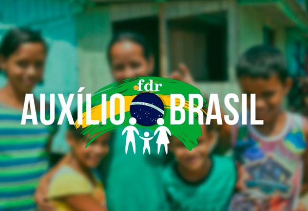Governo Federal anuncia o Auxílio Brasil de R$ 400