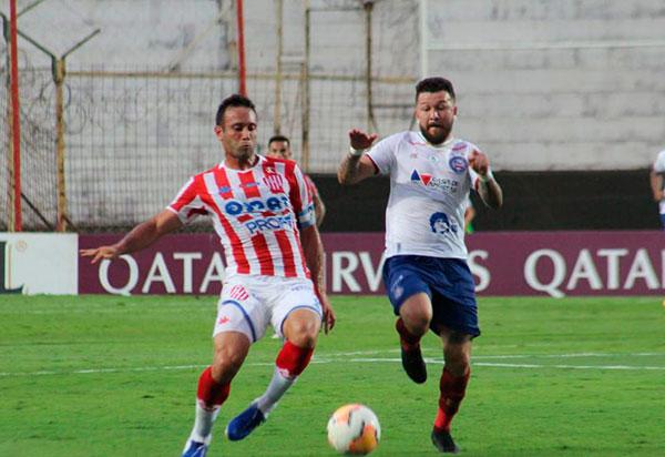 Bahia se classifica na Sul-Americana após empate na Argentina