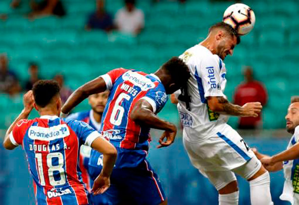 Copa Sul-Americana: Bahia perde para o Liverpool (URU), na Fonte Nova