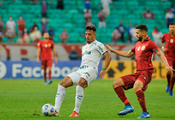Na Fonte Nova, Bahia e Palmeiras empatam sem gols pela 26ª rodada do Brasileirão