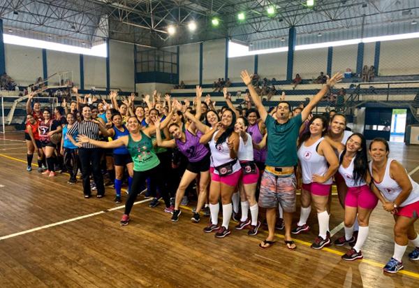 Brumado: time Guerreiras vence torneio de Baleado em comemoração ao Dia da Mulher