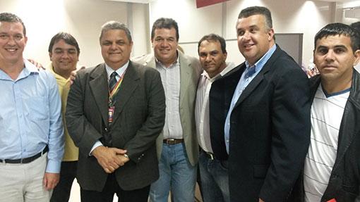 Marquinho Viana participa da inauguração da agência do Banco do Nordeste em Barra da Estiva