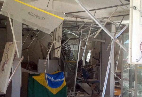 Entre janeiro e outubro roubos a bancos caem 31% na Bahia