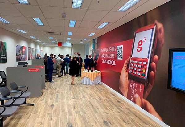 Santander abre agência em Brumado