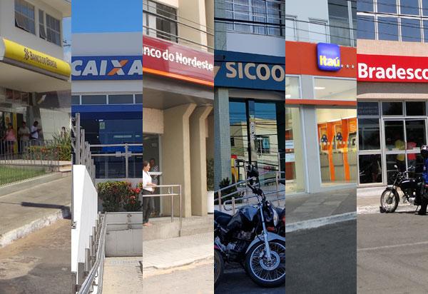 Bancos fecham na segunda e terça-feira de carnaval; na Quarta-feira de Cinzas o início do expediente será às 12h