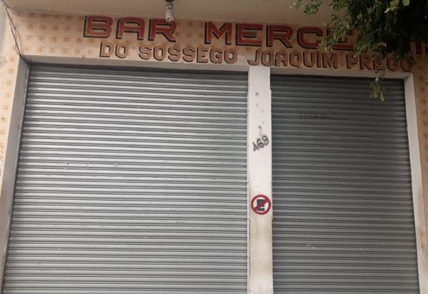 Brumado: 'Bar de Joaquim Prego', encerra as atividades após 45 anos