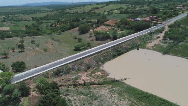 Ampliação da elevação da Barragem do Caveira  é comemorada pelos moradores da região de Ubiraçaba