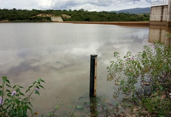 Brumado: Nível da barragem de Cristalândia aumenta e pode 'sangrar' nos próximos dias