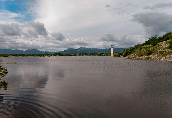 Livramento: Barragem Riacho do Paulo já registra mais de 7 milhões de metros cúbicos