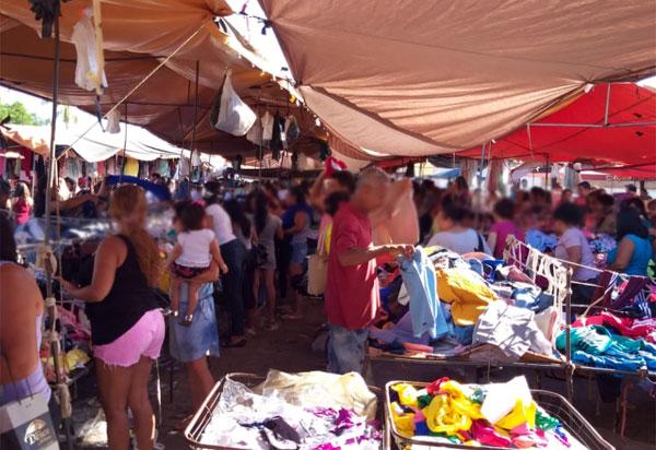 Vereador Rey de Domingão reclama da proibição dos barraqueiros de Brumado em atuar no mercado municipal