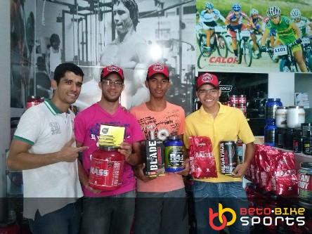 Brumado: Beto Bike Sports patrocina equipe de ciclismo