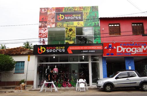 Brumado: Beto Bike Sports inaugura nova loja