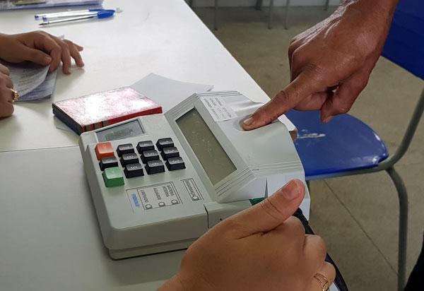 Biometria: Bahia se aproxima dos 90% de eleitores recadastrados