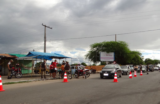 Brumado: Polícia Militar realiza blitz