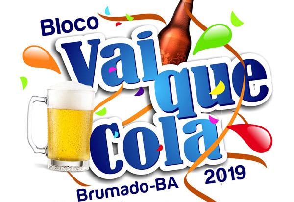 Carnaval 2019: Bloco 'Vai que Cola' fará festa em Brumado neste sábado (23)