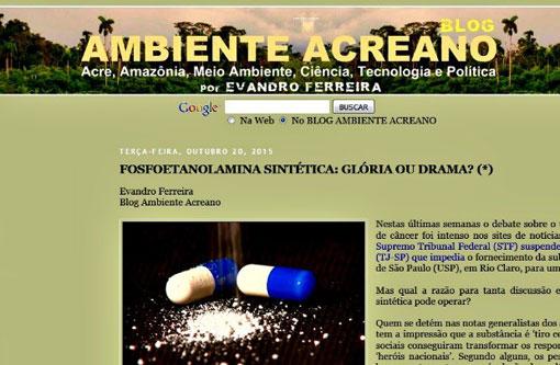 Justiça determina que sites e blogs sejam registrados e paguem por legalização no Acre