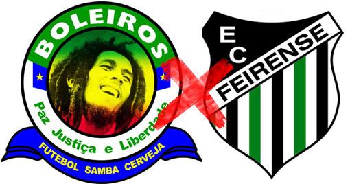 Brumado: Boleiros e Feirense disputam a final do Campeonato do São Félix