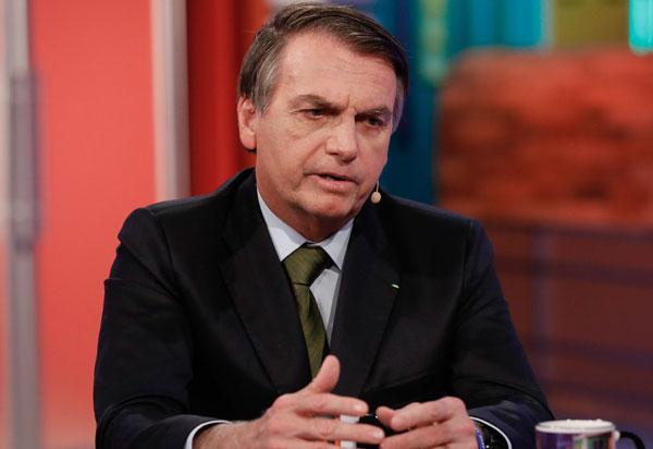 Ministro do STF envia à PGR ação sobre live do presidente Bolsonaro