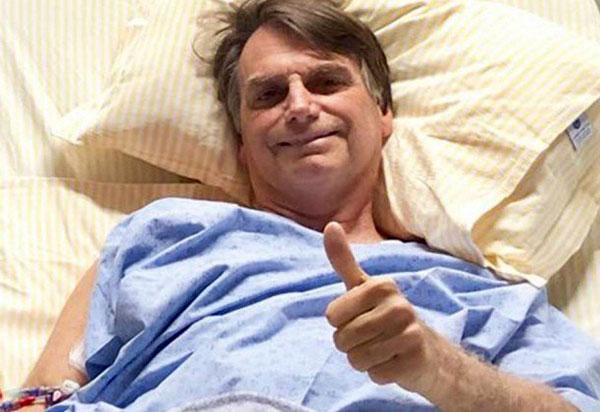 Bolsonaro pode ter alta na próxima sexta (28) e seguirá o tratamento de saúde em casa