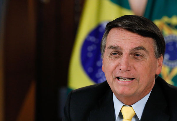 Bolsonaro nega continuação do auxílio emergencial